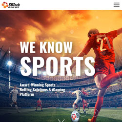SBTech 스포츠 베팅 소프트웨어 검토