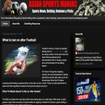 AsianSportsManiac.Blogspot.com