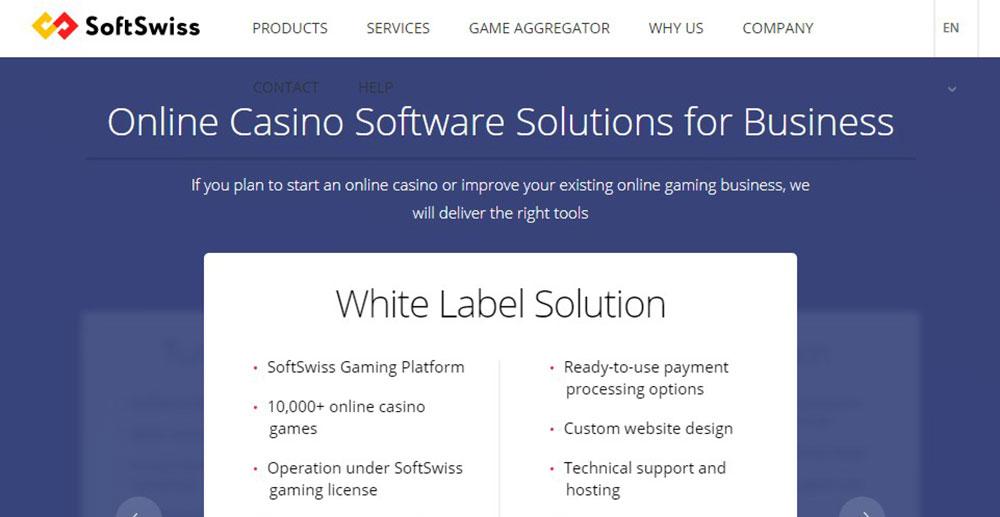 Softswiss Gambling Platform Review