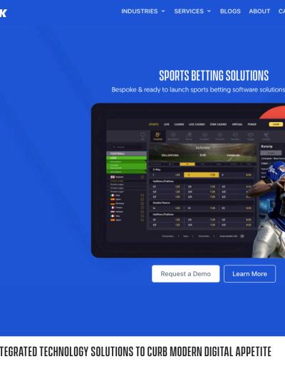 Gammastack.com Sports Betting Software Review